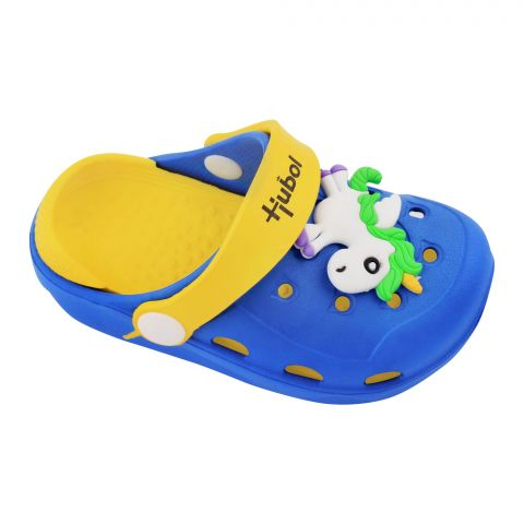 Baby Crocs Kids Sandals, F-1, Blue