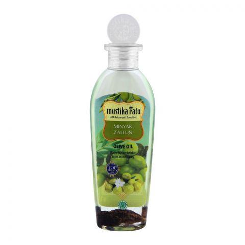 Mustika Ratu Olive Hair Oil, 175ml