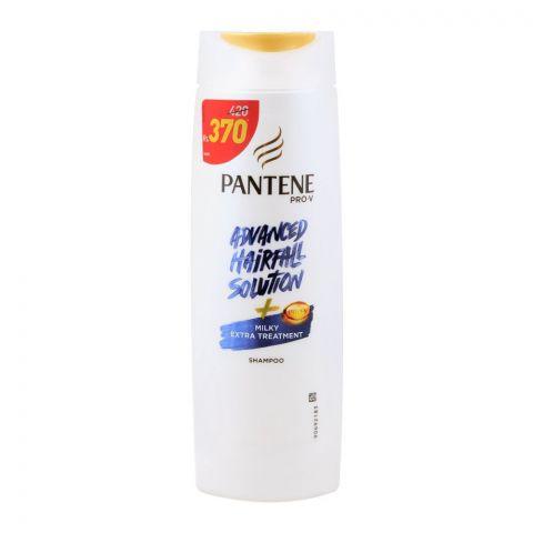 Pantene Advanced Hairfall Solution + Milky Extra Treatment Shampoo, 360ml