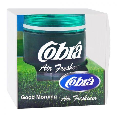 Cobra Glass Gel Air Freshener, Good Morning, 60ml