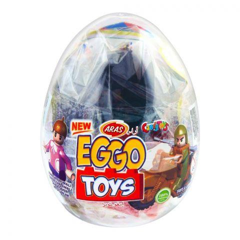 Aras Candy Toys, Eggo, Toys & Candies, 10g