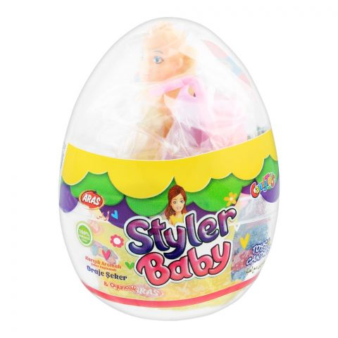 Aras Candy Toys, Styler Baby, Toys & Candies, 10g