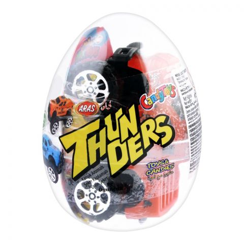 Aras Candy Toys, Thunders, Toys & Candies, 10g