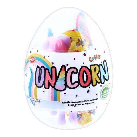 Aras Candy Toys, Unicorn, Toys & Candies, 10g