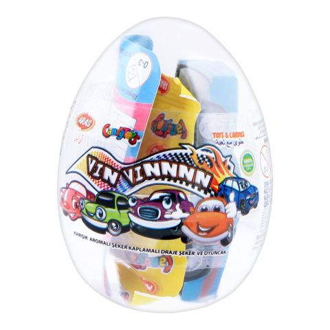 Aras Candy Toys, Vin Vinn, Toys & Candies, 10g