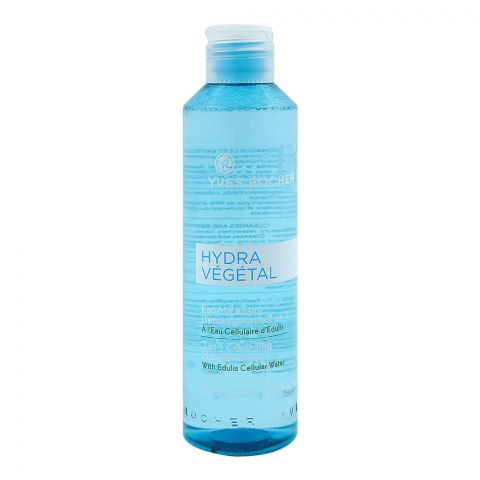 Yves Rocher Hydra Vegetal 2-In-1 Cleansing Micellar Water, 200ml