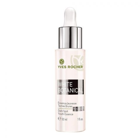 Yves Rocher White Botanical Anti-Dark Spot Brightening Youth Essence, 30ml