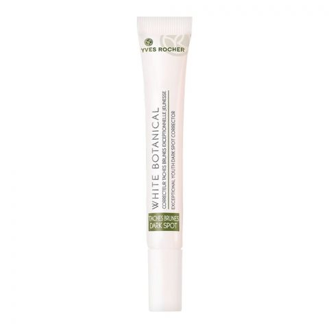 Yves Rocher White Botanical Exceptional Youth Dark Spots Corrector, 14ml
