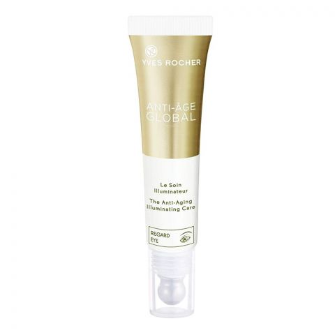 Yves Rocher Anti-Age Global Anti-Aging Eye Cream, 15ml