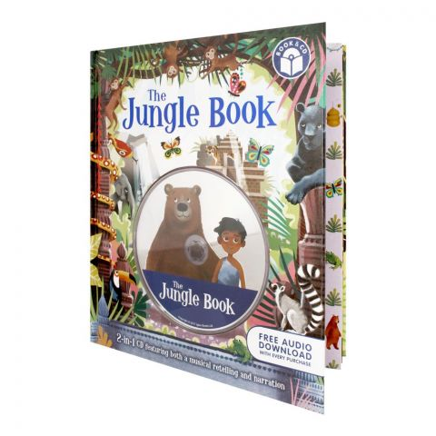 The Jungle Book With CD