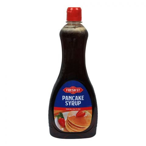 Fresh Street Pancake Syrup, 709ml, Pet Bottle