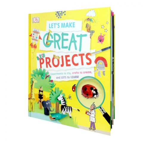 Let's Make Great Projects Book