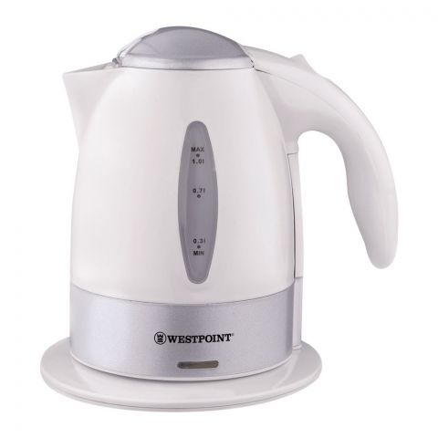 West Point Deluxe Electric Kettle, 1 Liter, WF-409