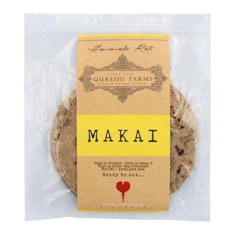 Qureshi Farms Home Made Makai Roti