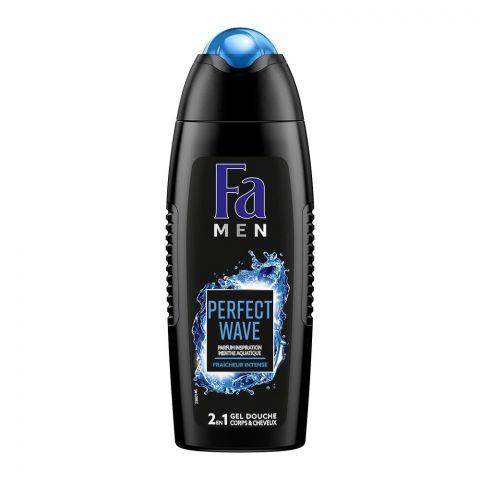 Fa Men 2-In-1 Perfect Wave Shower Gel, 250ml
