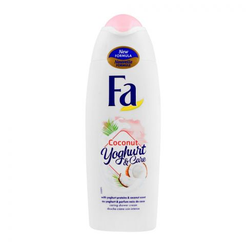Fa Aloe Coconut Yoghurt & Care Shower Cream, 250ml