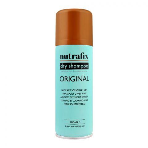 Nutrafix Original Dry Shampoo, 200ml