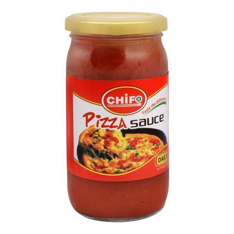Chif Pizza Sauce, Jar, 325g