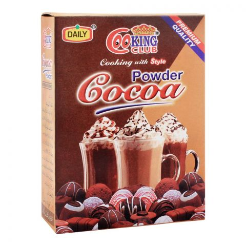 Cooking Club Cocoa Powder, 100g