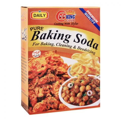 Cooking Club Baking Soda, 100g