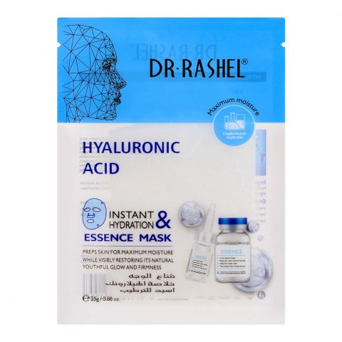 Dr. Rashel Hyaluronic Acid Instant & Hydration Essence Mask, 25g