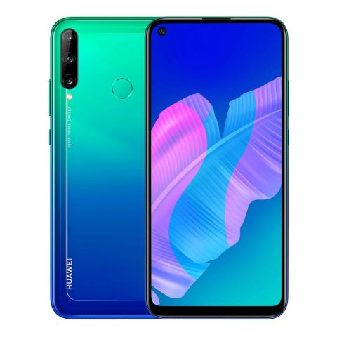 Huawei Y7P 4GB/64GB Aurora Blue Smartphone