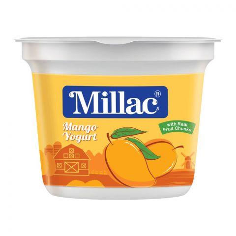 Millac Mango Fruit Yogurt, 250g