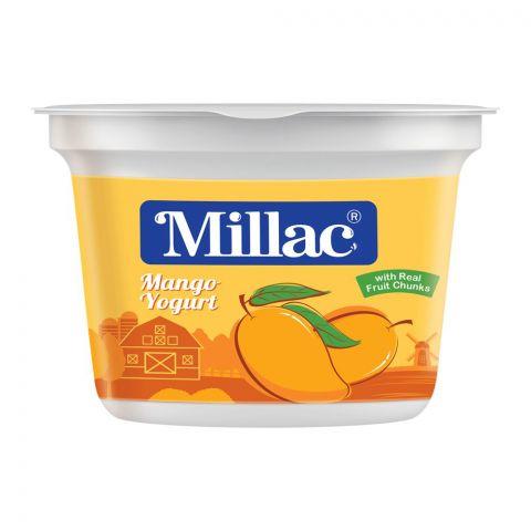 Millac Mango Fruit Yogurt, 100g
