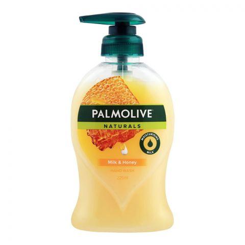 Palmolive Naturals Milk & Honey Hand Wash, 225ml
