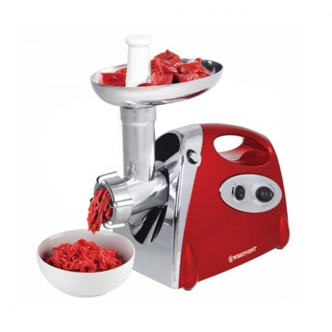 West Point Deluxe Meat Grinder, 1200W, WF-1045