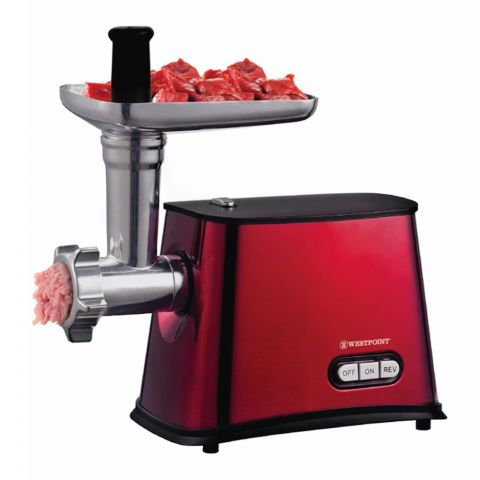 West Point Professional Meat Grinder, 1500W, WF-3260