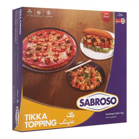 Sabroso Tikka Topping, 500g