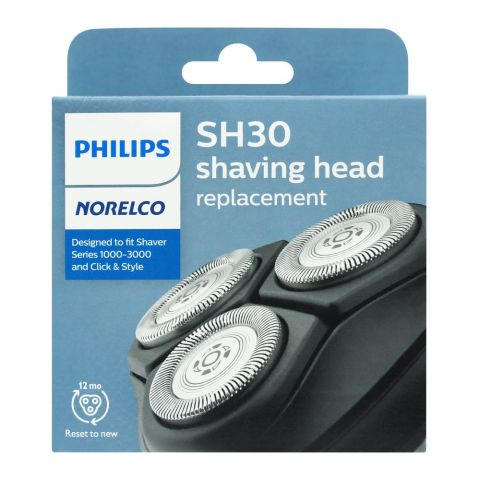 Philips Norelco Shaving Head Replacement, SH30/52