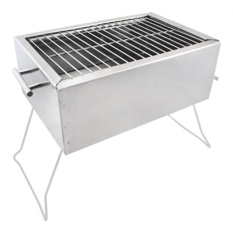 BBQ Grill, 10x15 Inches, Coal
