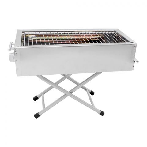 BBQ Grill, 10X22 Inches, Gas