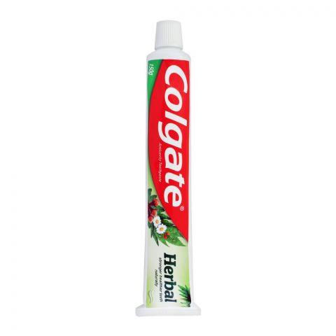 Colgate Herbal Toothpaste, 150g Brush Pack