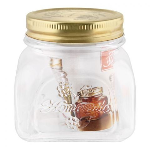 Pasabahce Home Made Metal Cover Jar, Extra Small, 80383