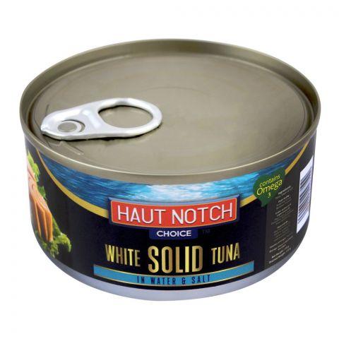 Haut Notch White Solid Tuna In Water & Salt, 170g