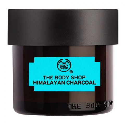 The Body Shop Himalayan Charcoal Purifying Glow Facial Mask, 15ml