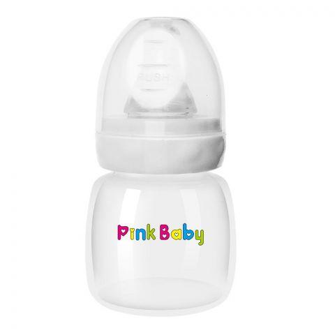 Pink Baby Superior-PP Standard Neck Feeding Bottle, 0m+, Small Flow, 60ml, SN-101