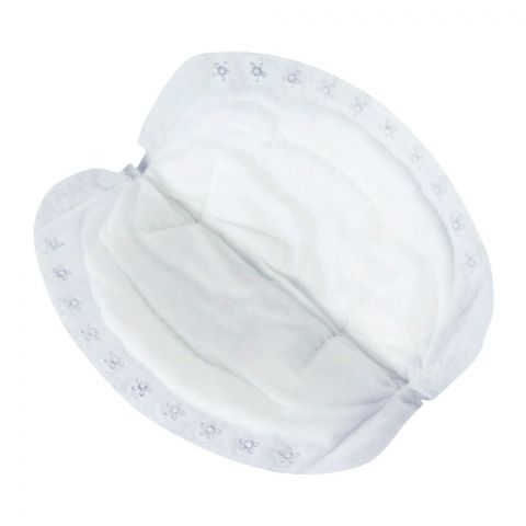 Pink Baby Disposable Breast Pads, 24-Pack, A-205