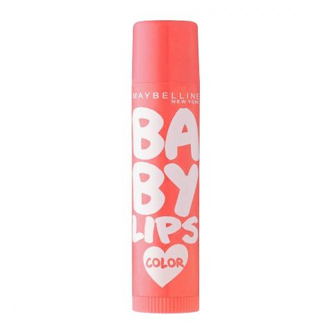 Maybelline New York Baby Lips Color Lip Balm, Cherry Kiss, SPF 20
