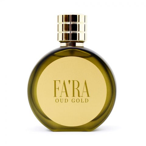 Fa'ra Oud Gold Eau De Parfum, Fragrance For Men, 100ml