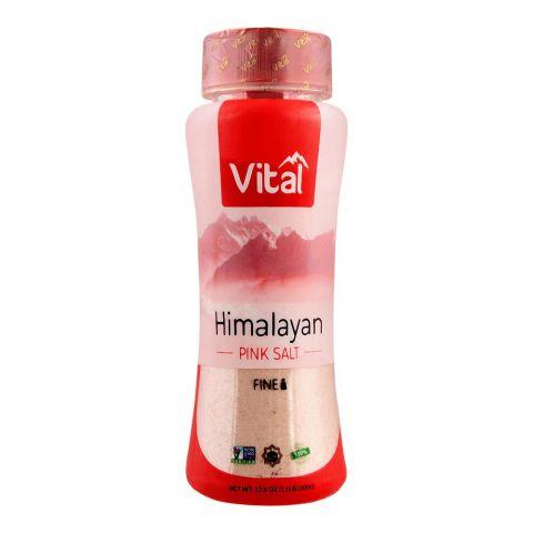 Vital Himalayan Pink Salt, Fine, 500g
