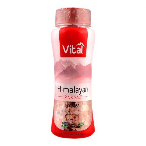 Vital Himalayan Pink Salt, Coarse, 500g