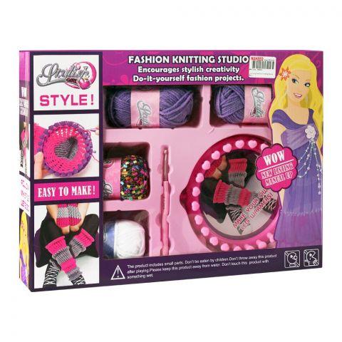 Live Long Fashion Knitting Studio, 812