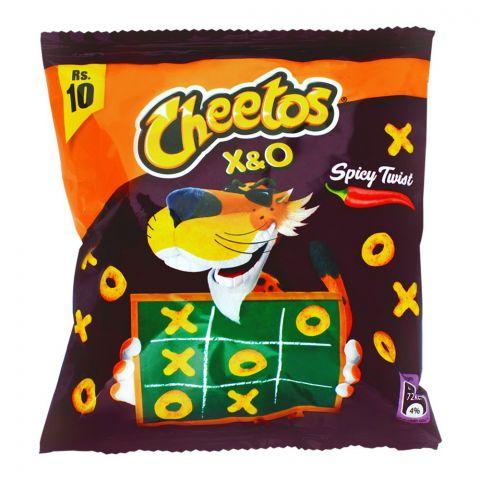Cheetos X&O Spicy Twist, 13g