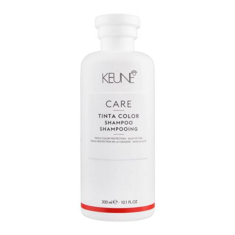 Keune Care Tinta Color Shampoo, Sulfate Free, 300ml