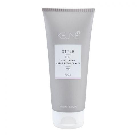 Keune Style Curl Cream, N-25, 200ml