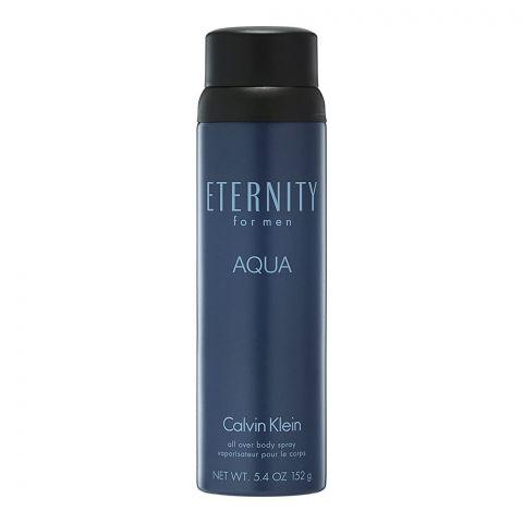 Calvin Klein Aqua Eternity For Men Body Spray, 152g